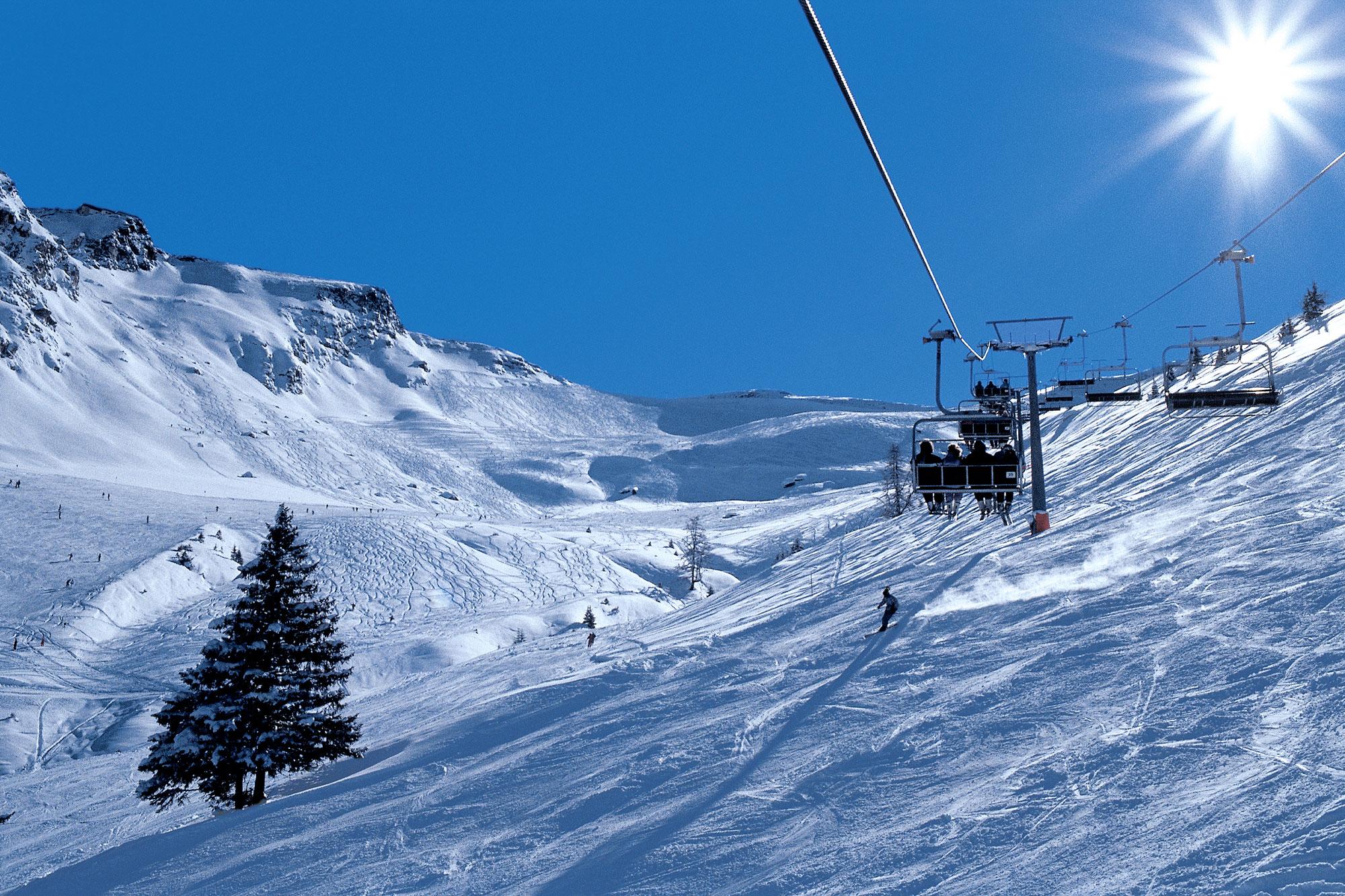 Skilifte in Bad Gastein