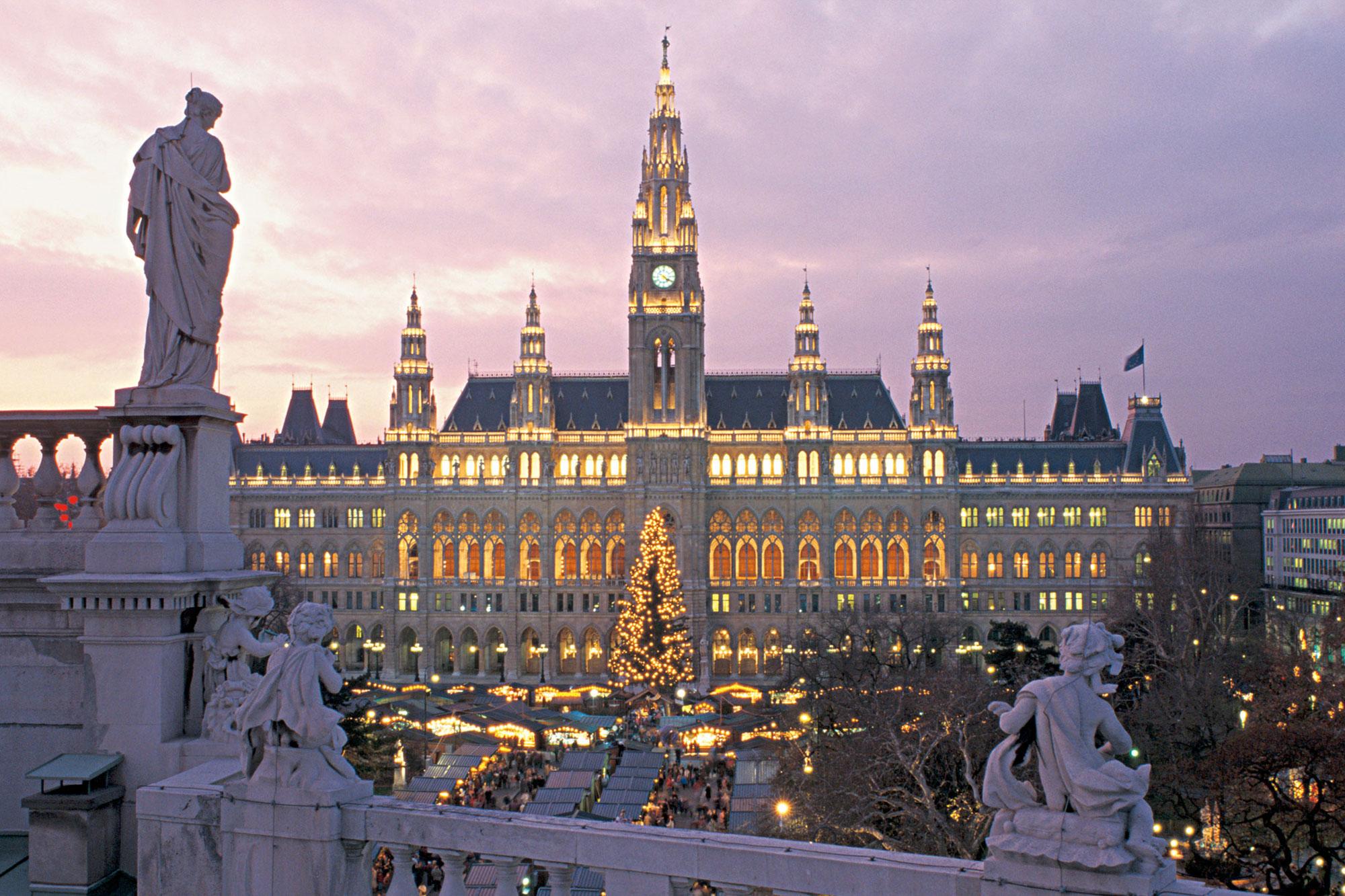 Wiener Adventmarkt